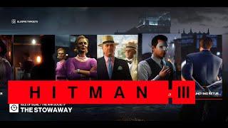 HITMAN 3 Elusive Targets Mod