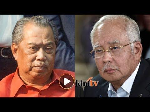 Bila Najib ditangkap, didakwa? Ini jawab Muhyiddin