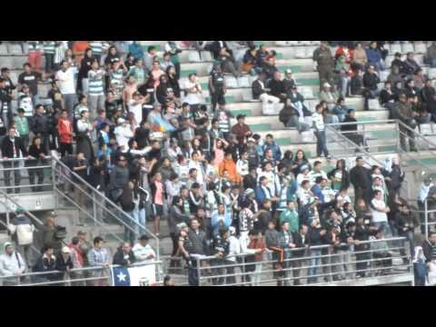 """""""Los Devotos - Contra plan estadio seguro"""" Barra: Los Devotos • Club: Deportes Temuco"""