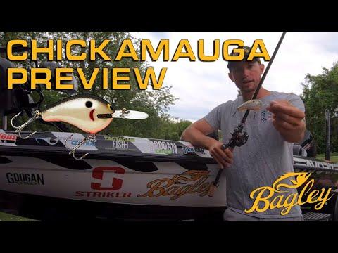 Lake Chickamauga (Bass Pro Tour) Preview with Matt Becker