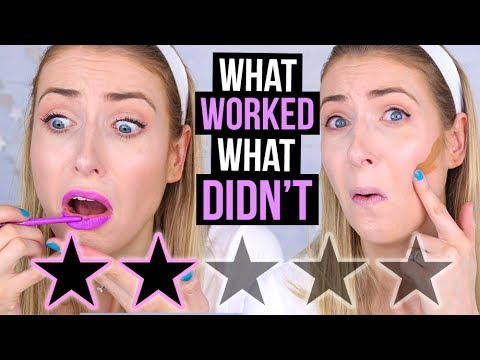 FULL FACE Testing WORST RATED Makeup: SEPHORA Edition! || What Worked & What DIDN'T