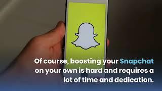 Buy Snapchat Score Instantly