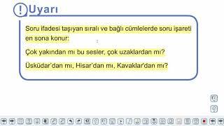 Eğitim Vadisi TYT Türkçe 12.Föy Noktalama İşaretleri - 2 Konu Anlatım Videoları