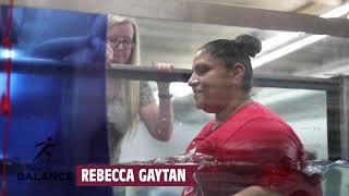 Testimonial Tuesday - Rebecca