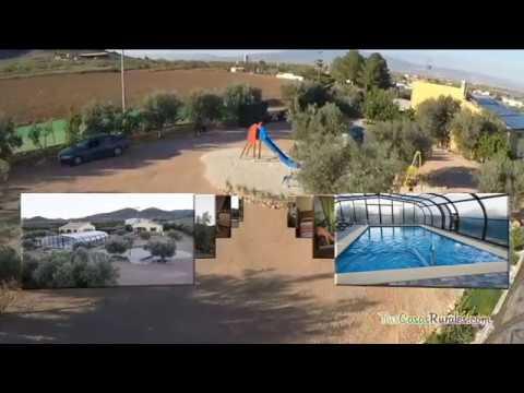 Casa rural Los Olivos de Noja - Casa Rural en Murcia - TusCasasRurales.com