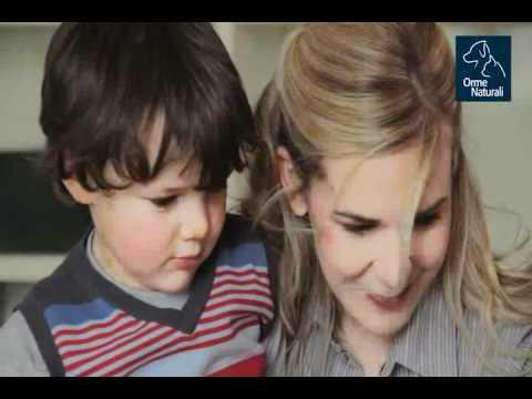 La nutrizione su di bambini con dermatite atopic
