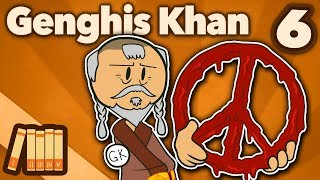 Genghis Khan - The Final Conquering Years - Extra History - #6