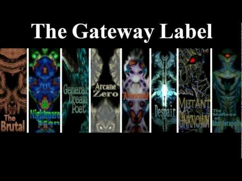 Meet the monsters of The Gateway Label