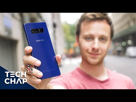 Samsung Galaxy Note 8 CAMERA Review – Worth the Upgrade?  | The Tech Chap