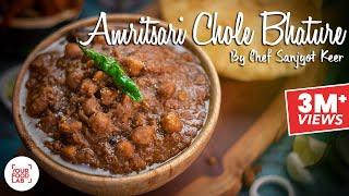 Amritsari Chole Bhature   Chef Sanjyot Keer