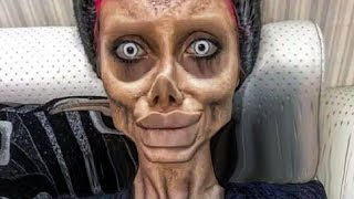 The Girl Who Spent $100,000 To Look Like A 'Zombie'