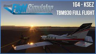 ✈ Sunrise Over the Grand Canyon ✈ | Microsoft Flight Simulator