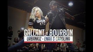 Gallant - Bourbon / Sensual Dance by Enah & Carolina