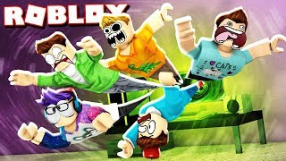 THE PALS GET SUCKED INTO A COMPUTER!? Becoming A Virus In Roblox! (Roblox Databrawl)