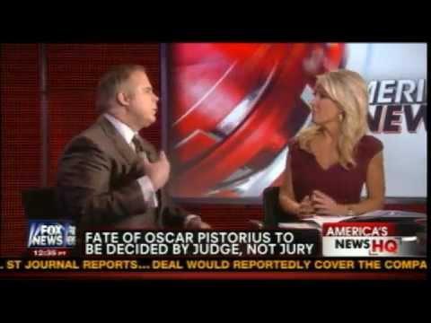 Dan Conaway on @foxnews discussing #pistorius