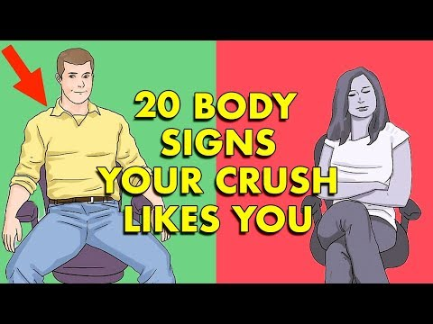 20 GUARANTEED SIGNS YOUR CRUSH LIKES YOU BACK - Love Personality Test | Mister Test