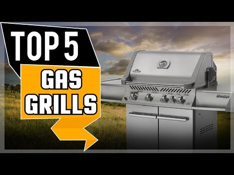 ✅ Gas Grills: 5 Best Gas Grills Review In 2019 | Professional Gas Grill (Buying Guide)