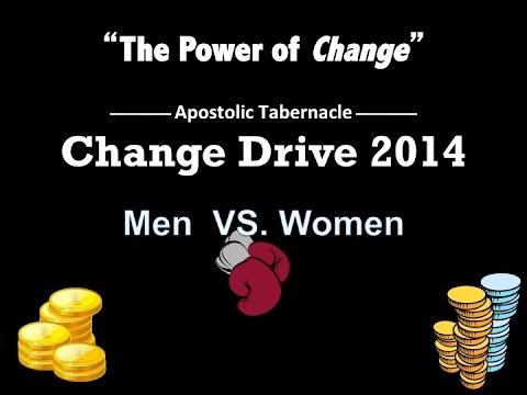 Apostolic Tabernacle Change Drive 2014 Promo