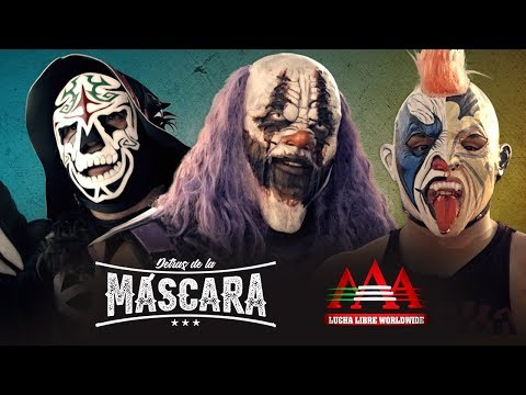 Especial Lucha Libre AAA Worldwide 2018   Detrás de la Máscara