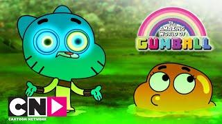 Niesamowity świat Gumballa   Bratnie Się Ze Staruszkami   Cartoon Network