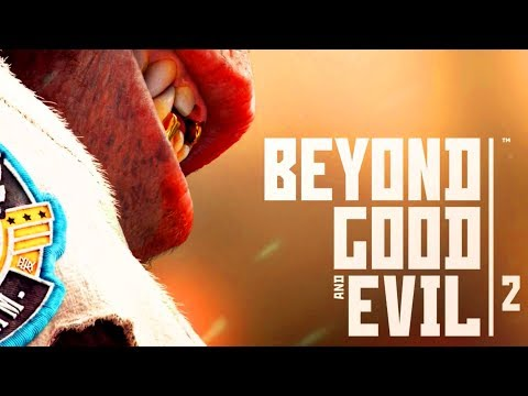 Ubisoft показала новое видео Beyond Good and Evil 2