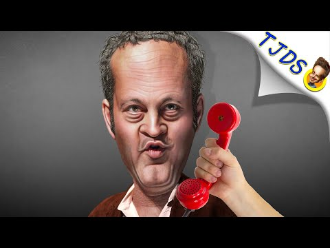 Vince Vaughn feels Snubbed by Trump!