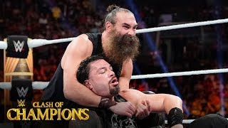 As The Big Dog charges toward Erick Rowan, Luke Harper emerges to prevent Reigns from delivering an earth-shattering Spear. GET YOUR 1st MONTH of WWE NETWORK for FREE: http://wwe.yt/wwenetwork