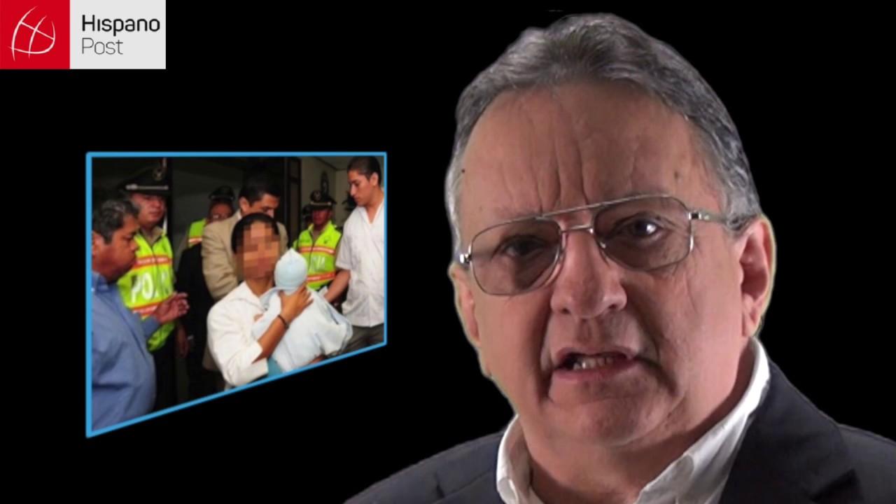 """""""Ecuador: El candidato delincuente no conoce a su hermanita menor"""" por Emilio Palaci"""