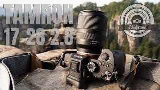 Das beste günstige 💰 Weitwinkel-Zoom für eure SONY 📷 - TAMRON 17-28 2.8 vs. SONY ZEISS 16-35 F4