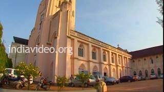Christhuraja Cathedral, Kottayam