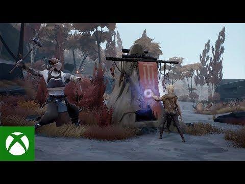 Ashen : Trailer de lancement