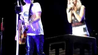 Josh Ramsay and Lights: 'Good To You' Duet