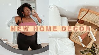 NEW BOHO, MID-CENTURY BEDROOM FINDS + FLIRTING TIPS // VLOG