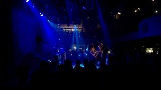 Baroness - The Gnashing & Try to Disappear 2016.03.17 Lucerna Music Bar, Prague