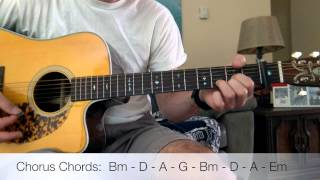 The Kooks   Bad Habit Acoustic Guitar Lesson