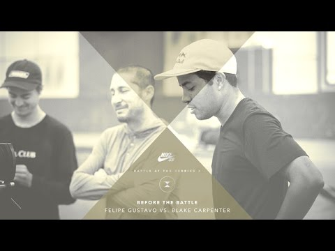 BATB X | Before The Battle - Felipe Gustavo vs. Blake Carpenter