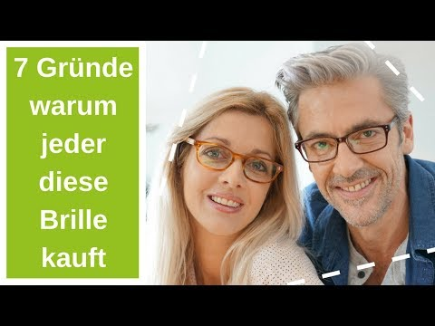 Gleitsichtbrillen-Angebot von brillen.de – 7 Gründe warum jeder diese Brille kauft