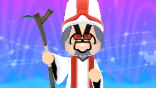 Ruining Miitopia, an RPG where Miis are used for every character