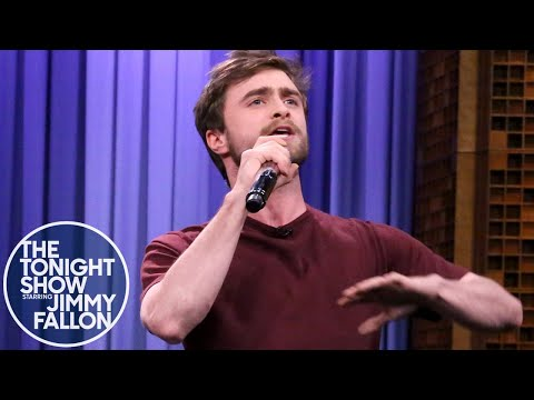 Daniel Radcliffe Raps Blackalicious' \