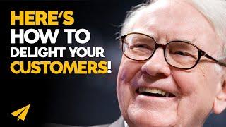 Create A GREAT Customer EXPERIENCE! | Warren Buffett | #Entspresso
