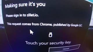 Ledger Live - Touch Your Security Key Issues - Touch Your Security Key - Zillet and others