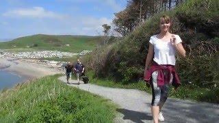 Borth to Aberystwyth