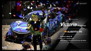 🚩Gran Turismo SPORT Online🚩 Road to Trophy, Record de victorias, 29 Victorias, C.B.Honda Raybrig NSX