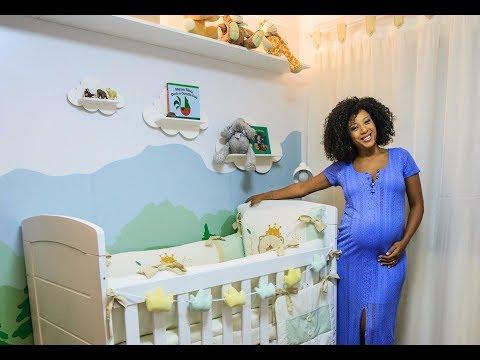 Conheça o quarto do Noah e da Sofia, filhos da Negra Li