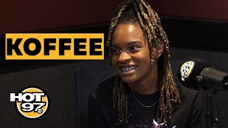 Koffee On Recent Success, Buju Banton & New Music W Rihanna