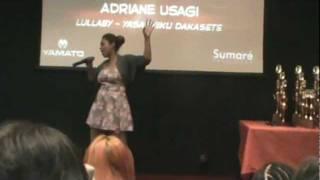 Adriane 'Usagi' / Honda Minako - Lullaby...(Cover)