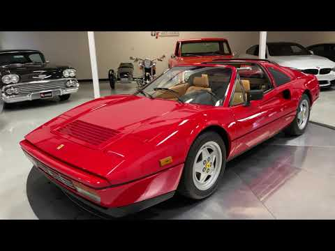 1989 Ferrari 328 GTS (CC-1359978) for sale in Rancho Cordova, California