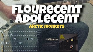Como Tocar: Arctic Monkeys - FLUORESCENT ADOLESCENT (Cover Full HD)