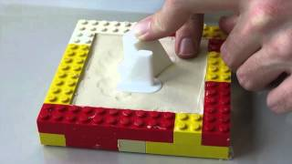 The groundwork to create a silicone mold for urethane casting - Video Youtube