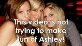 Ashley Tisdale - Not Like That (Reversed)